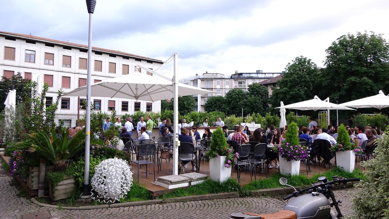 Aperitivo bergamo ristorante ai giardini - Giardini bergamo ...
