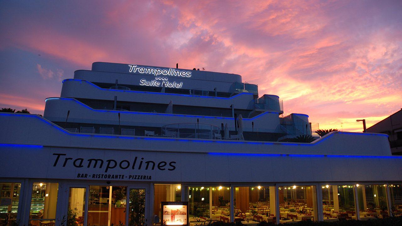 Suite Hotel Trampolines