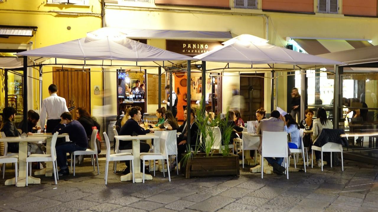 Piatti Freddi Veloci Da Asporto panino d'artista - paninoteche aperitivi e pranzi a parma