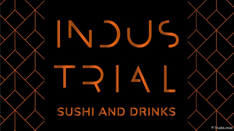 Industrial Sushi and Drinks