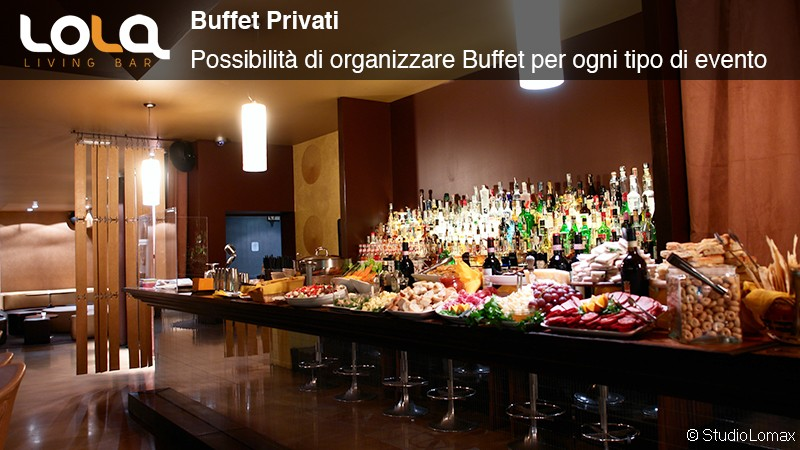 Buffet Privati
