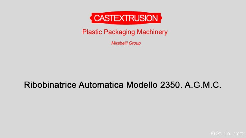 RibobinatriceAutomaticaModello2350.A.G.M.C