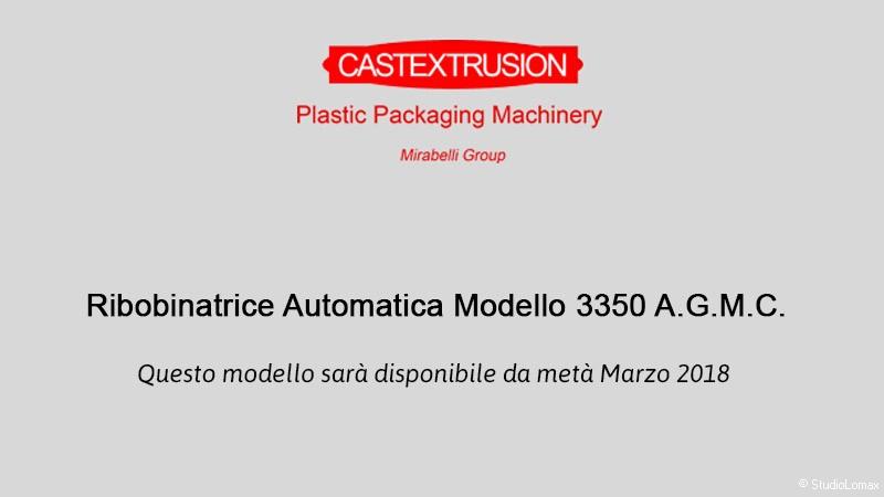 RibobinatriceAutomaticaModello3350A.G.M.C.