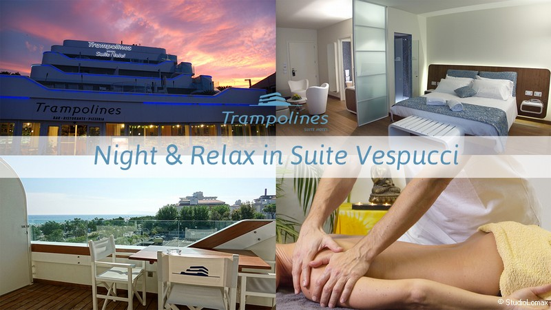 Night & Relax in Suite Vespucci