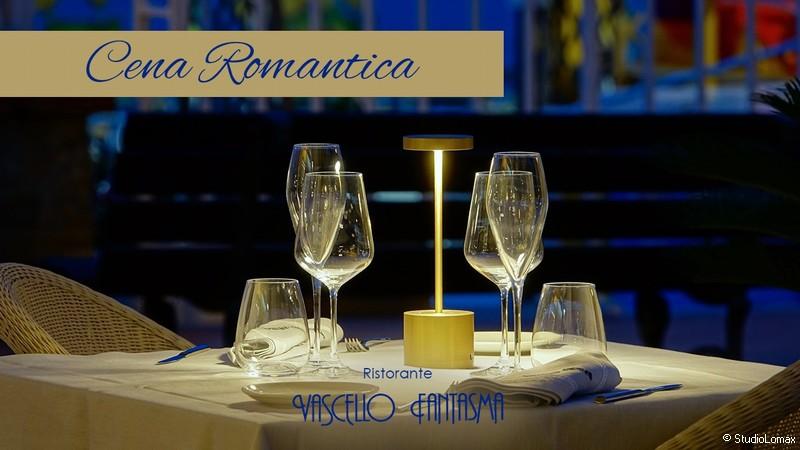 CenaRomanticaVistaMare