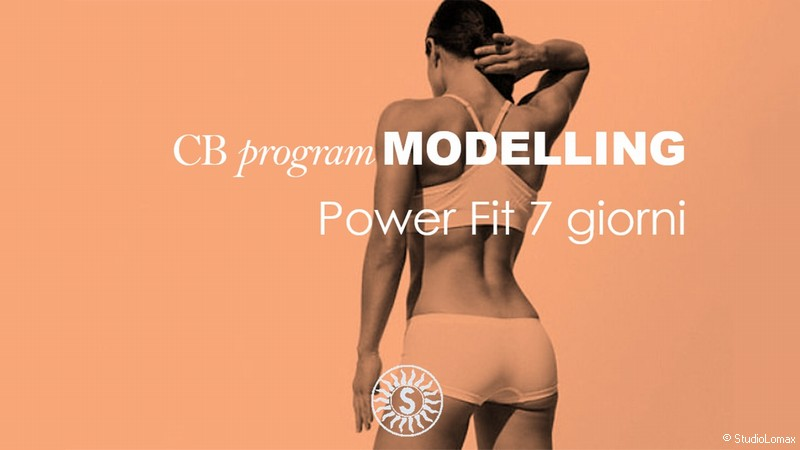 CB Modelling Power Fit 7 giorni